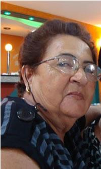 Dinora Martins, aniversariante do dia 21 dezembro