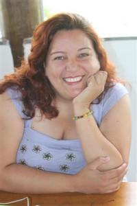 A querida e assessora de comunicação da FUTEL, Claúdia Salgado
