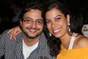 Casal 10: Eliane Neves e Raphael Oliveira