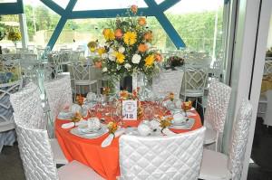 Assim como no ano passado, durante o evento acontecerá um concurso de ornamentação premiando a melhor mesa de chá. Foto: Divulgação