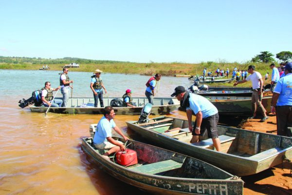 4º Pelotão realiza o Programa de Educação Ambiental em escolas das redes municipal e estadual
