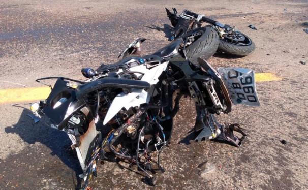 Boa parte dos acidentes envolve motocicletas ** Divulgação
