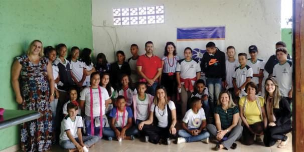 Dia do Livro é comemorado com atividades lúdicas promovidas pela Escola do Legislativo