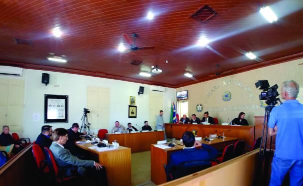 Saúde Pública e manutenção da cidade estão entre os principais temas apresentados pelos vereadores, por meio de requerimentos