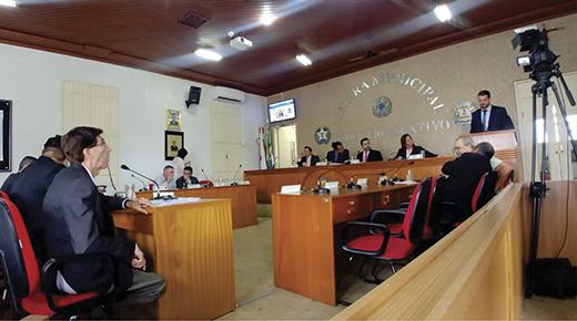 Câmara Municipal também está organizando o calendário visando o recesso de final de ano
