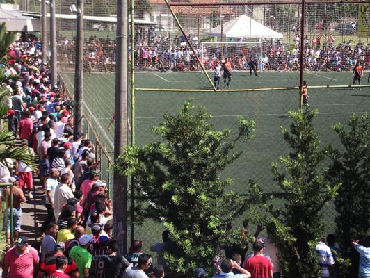 Copa Arena é tradição em Araguari ** Arquivo