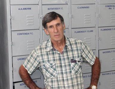 João Batista Guimarães de Oliveira (Paca), aniversariante deste dia 6