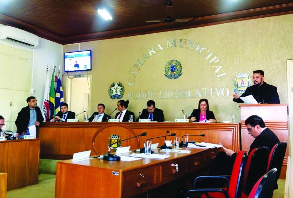 Vereadores esperam concluir as pautas antes do recesso de fim de ano