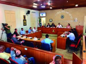 Câmara Municipal seguirá com restrições nas atividades.