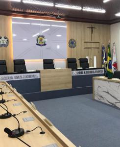 Sessão da Câmara retorna ao prédio sede hoje, 11