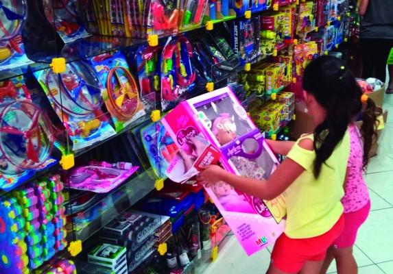 A expectativa é de que o aumento de vendas de produtos infantis chegue a 40%