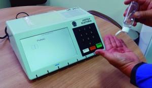 Seções eleitorais estarão equipadas com itens de higiene e marcação de distanciamento, em respeito às normas de combate ao novo coronavírus