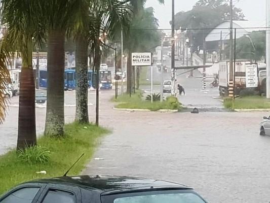 No plano estão as ações necessárias para evitar alagamentos, enchentes e inundações no município
