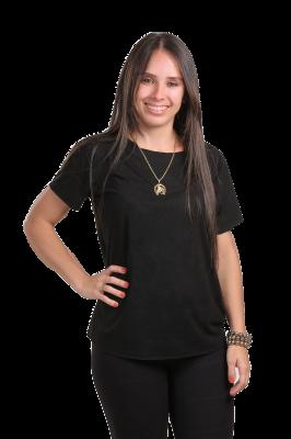 Debora Dau, vereadora eleita em Araguari