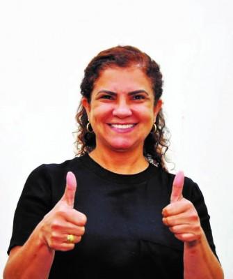 Maria Cecília, primeira vice-prefeita da história de Araguari
