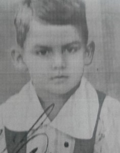 Carlos viveu toda sua infância em Araguari