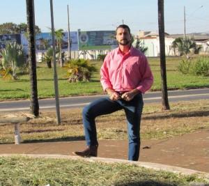 Cláudio Coelho, vereador eleito em Araguari