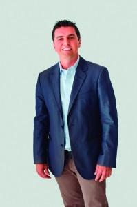 Giulliano Tibá, vereador eleito em Araguari