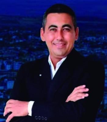 Pastor Vinícius, vereador eleito em Araguari