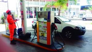 Os postos de combustível são o foco da operação que visa a prevenção de incêndios