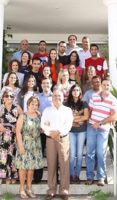 Equipes Gazeta do Triângulo e Amaral&Amaral